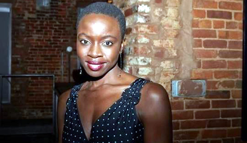 Danai Gurira Ropes In Blank Panther Co-Star In Her Play