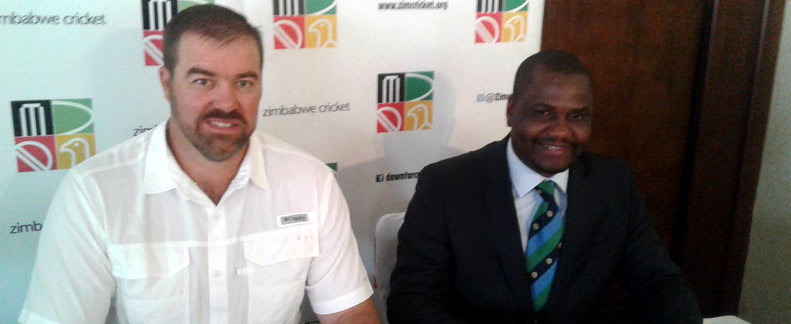 Heath Streak, Zimbabwe Cricket Coach
