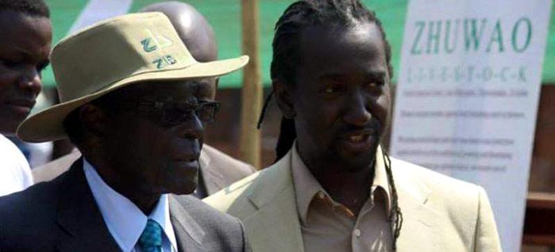 Patrick Zhuwao, Robert Mugabe