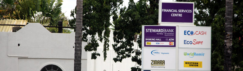 Steward Bank's e-banking transactions growing 30% month-on-month