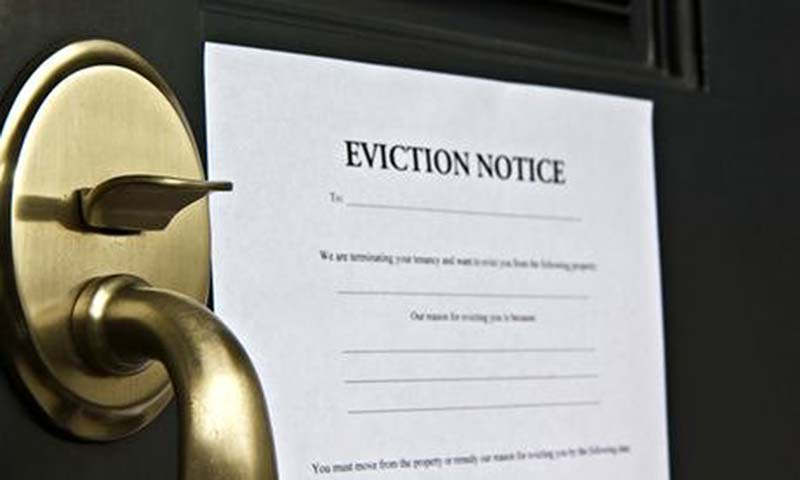 EVICTION evicting elderly woman Epworth local board