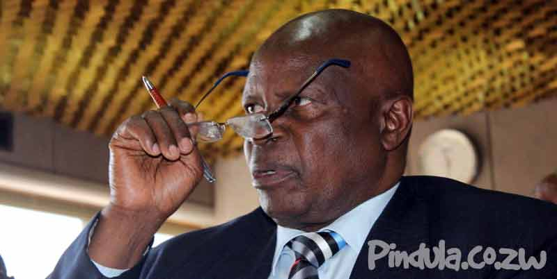 Patrick Chinamasa Glasses