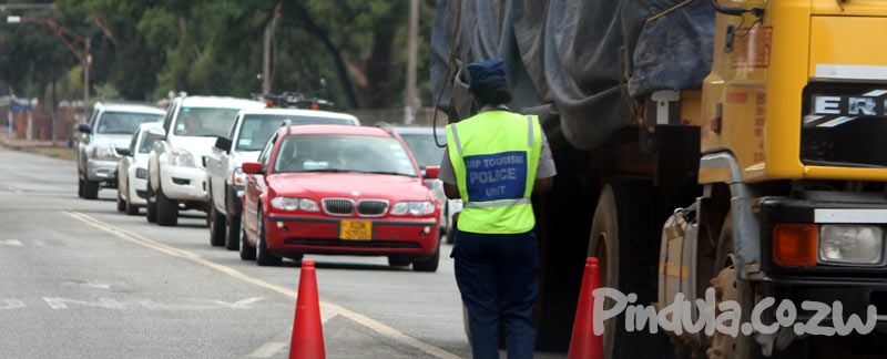 Police Officer Hit And Killed By A Car At Roadblock