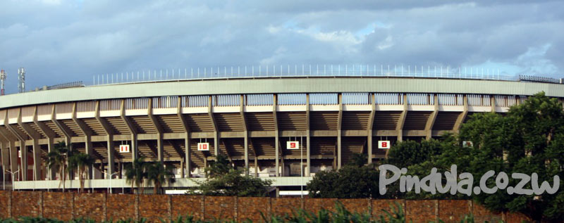 Barbourfields Stadium, National Sports Stadium Do Not Meet CAF Standards