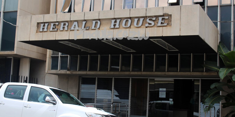 Herald House, Zimpapers