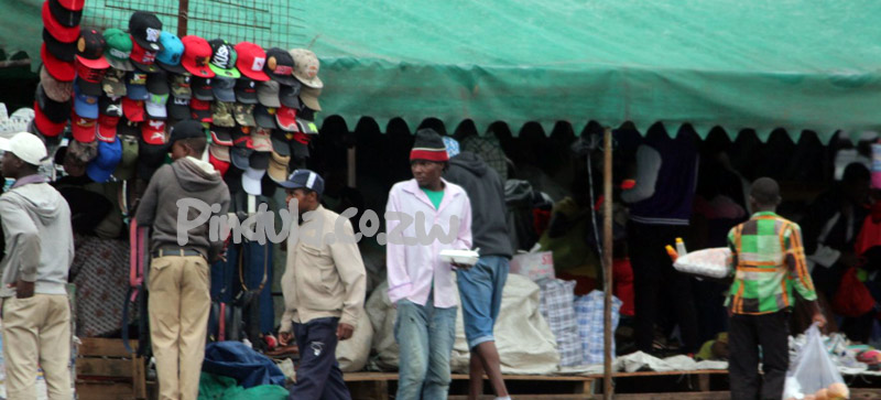 market space SMEs chitungwiza