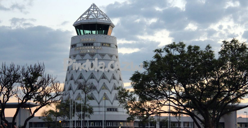 Robert Gabriel Mugabe International Airport