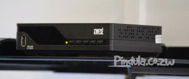 Kwese TV Decoder