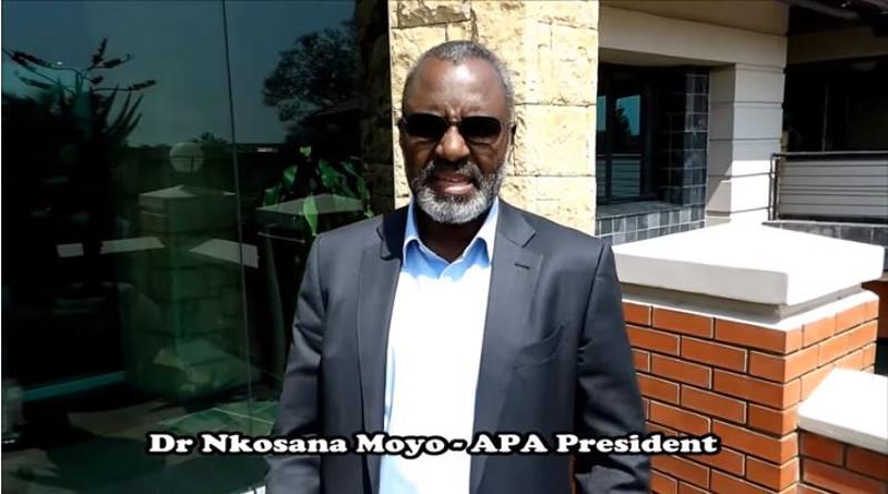 Dr Nkosana Moyo