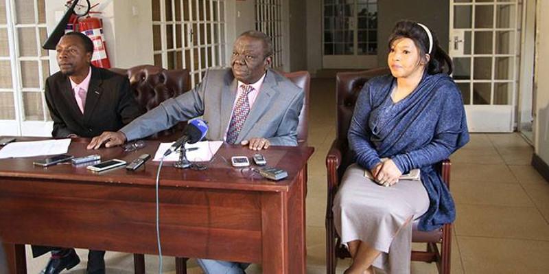 Elzabeth Macheka, Morgan Tsvangirai