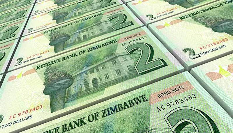 Do Not Peg The Exchange Rate Of Bond Note Government Told