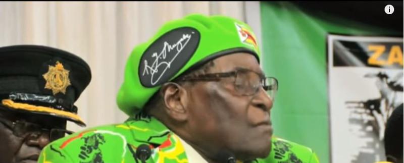 President Robert Mugabe Cabinet Reshuffle
