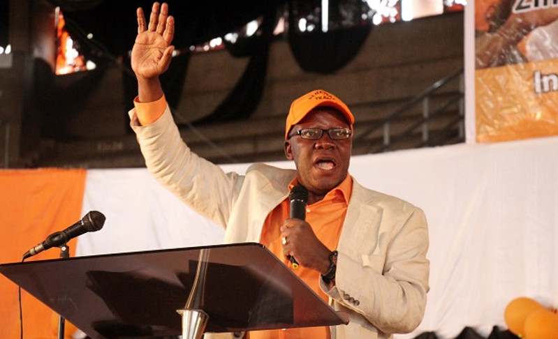 Tendai Biti, People's Democratic Party