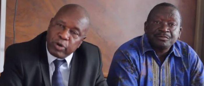 Christopher Mutsvangwa, Victor Matemadanda, War Veterans