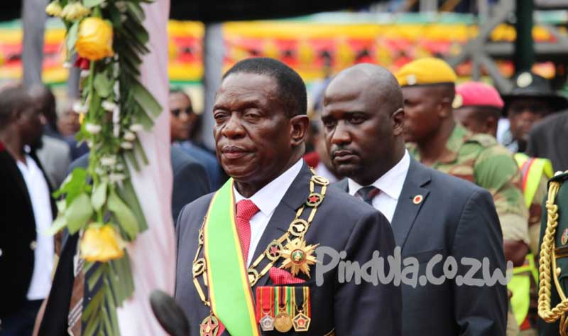 Mnangagwa Did Not Pay $200k, Fly Africa Lawyers Demand Retraction From The Standard