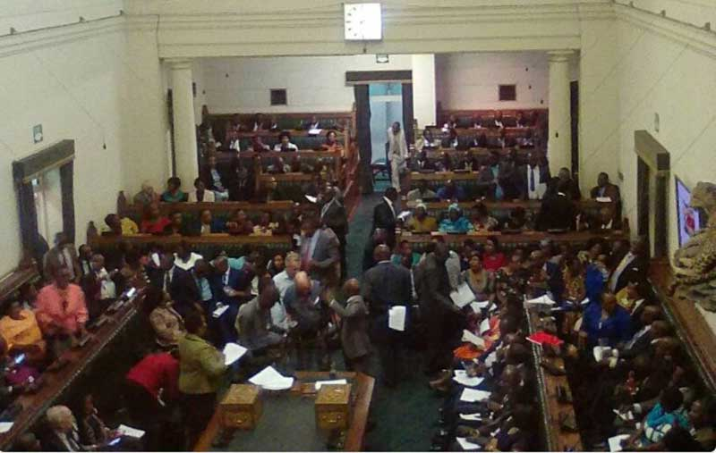 Parliament of Zimbabwe, Legislators