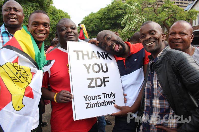 Chiwenga Kidnapped Opposition Activists And Paid Them To March Against Mugabe: Jonathan Moyo