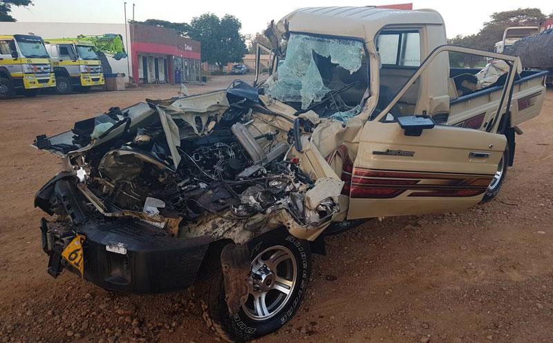 CIO Deputy Director Accident
