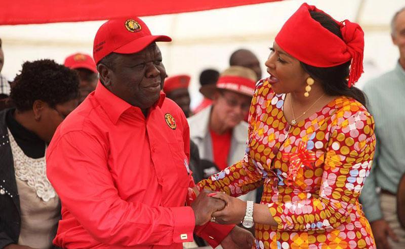 Elizabeth Macheka, Morgan Tsvangirai