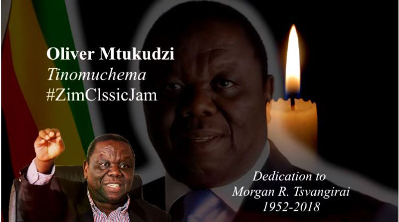 Morgan Tsvangirai Tribute