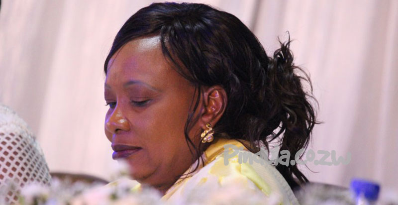 Auxilia Mnangagwa, First Lady