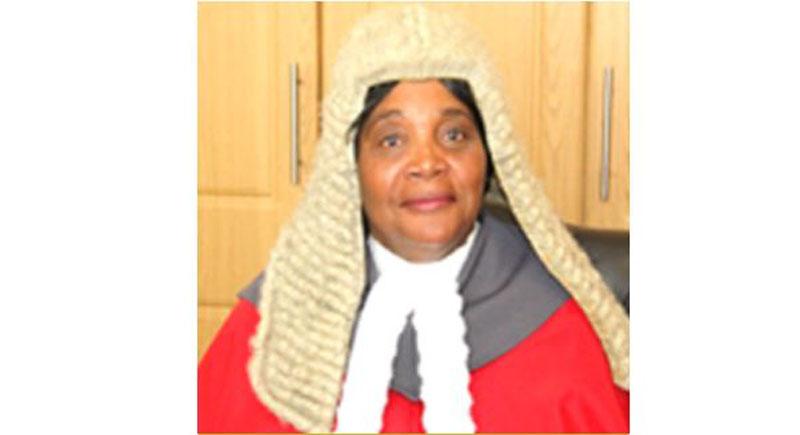 Elizabeth Gwaunza, Deputy Chief Justice