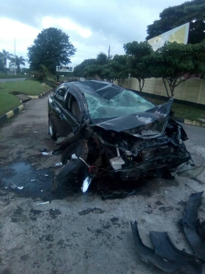 Hardlife Zvirekwi Accident Scene