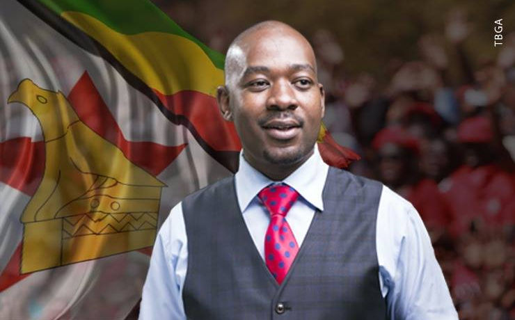 Nelson Chamisa, MDC Alliance Leader