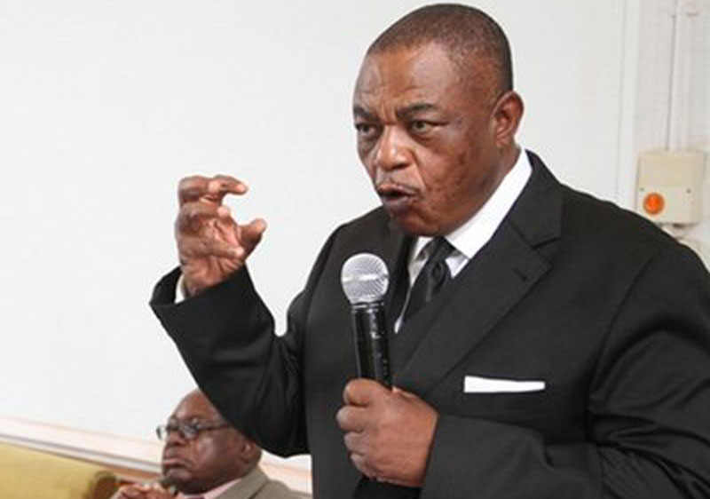 Vice President Constantino Chiwenga