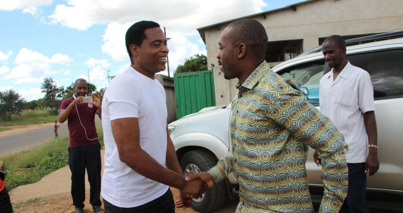 Jabulani Sibanda, Nelson Chamisa