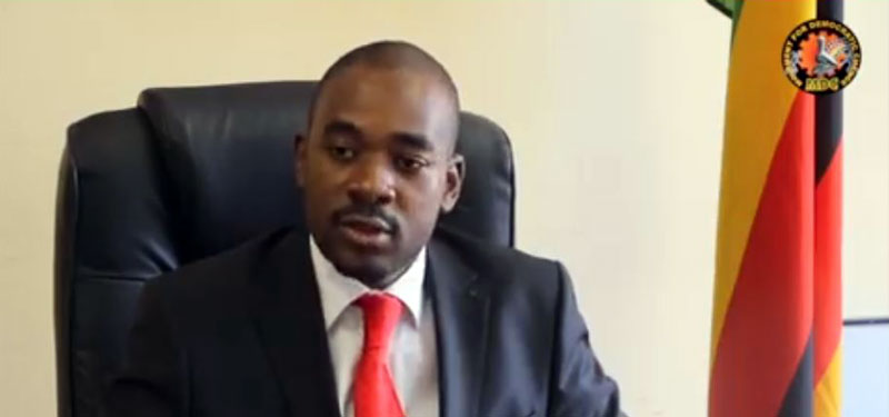 Nelson Chamisa Media Brief