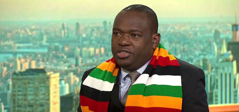 Sibusiso Busi Moyo, Minister of Finance and International Trade