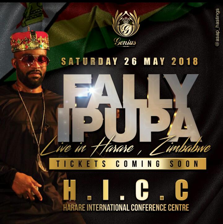 Fally Ipupa Tickets Now On Sale