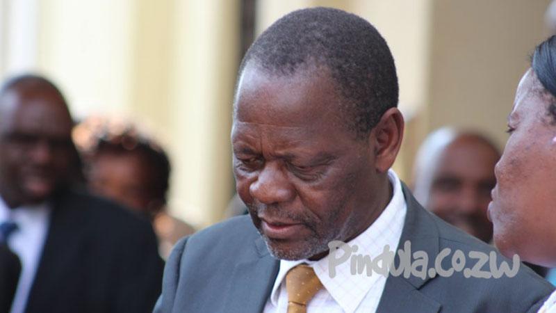 Abednico Ncube vice presidency vice president vp mohadi