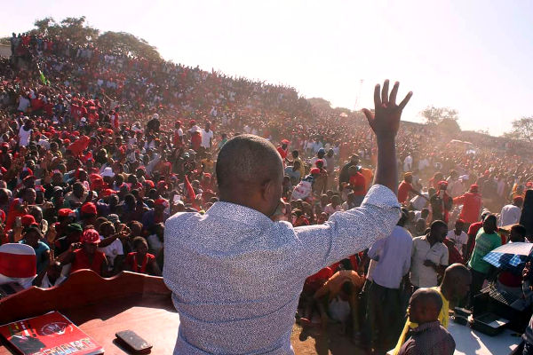 Chamisa Is Starring At An Electoral Defeat: Herald Correspondent