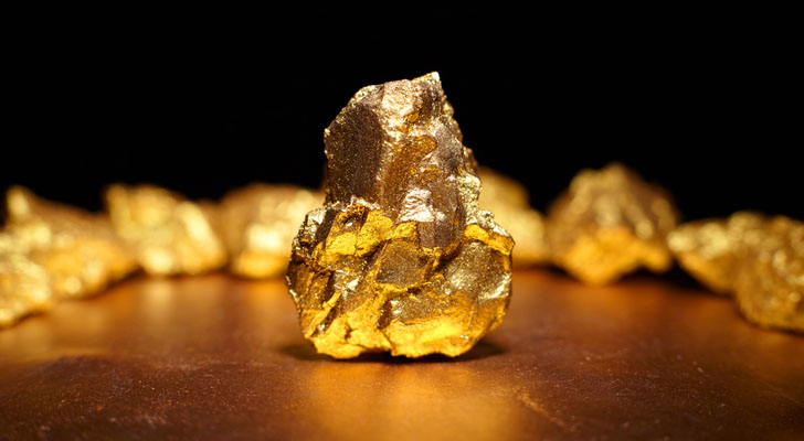 Gold nuggets deliveries increase Zimbabwe