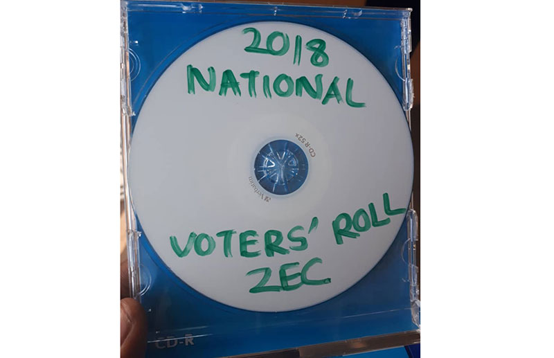 Voters Roll