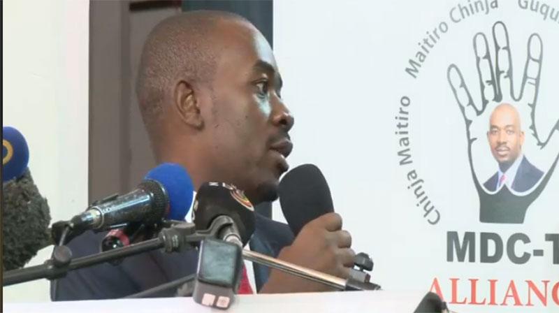 Nelson Chamisa, Smart Launch