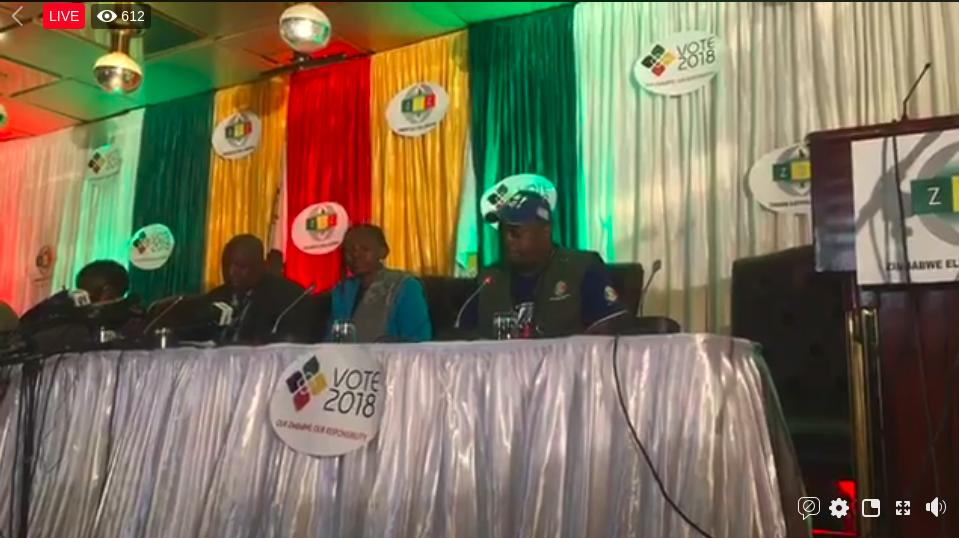 We Conducted Elections In Accordance With Our Laws, We Met Regional Standards- ZEC Responds To EU Observers