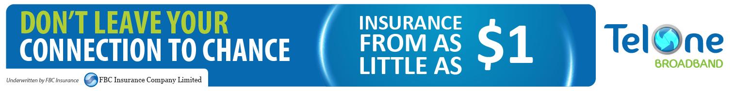 Telone Fibre Modem Insurance