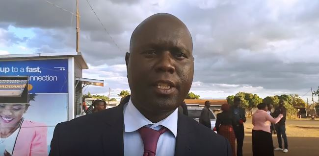 Mayor Herbert Gomba