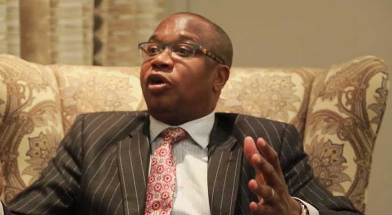 Mthuli Ncube, Minister of Finance And Economic Planning