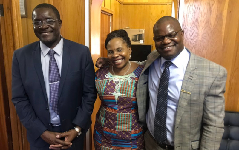 Information Minister Speaks Against Sacking Of Herald Editor As Zanu-PF Factions Battle For Media Control