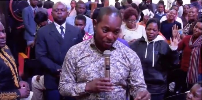 Prophetic Alph Lukau Time Travels — Totoku