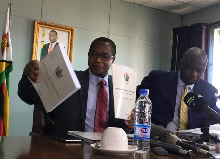 Journalist Corrects Mthuli Ncube On IMF's Staff-Monitored Programs