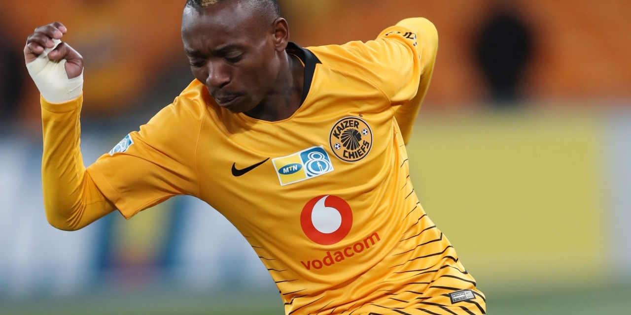 Khama Billiat Kaizer Chiefs Contact training road to recovery