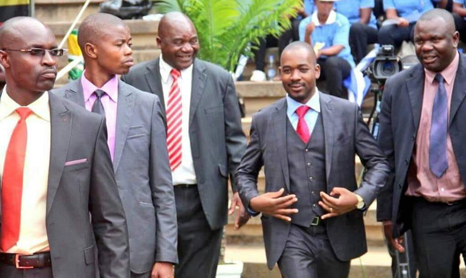 Chamisa Becomes The Most Followed Zimbabwean Politician On Twitter
