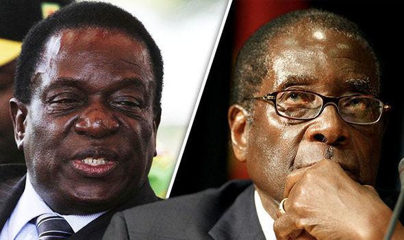 Mugabe Better Than Mnangagwa? – The Standard Editor