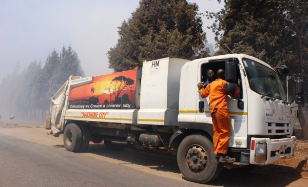 Garbage Collection in Harare