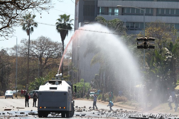 Water Canon
